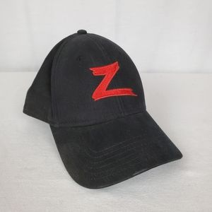 Red Z baseball hat cap Zoro Embroidered